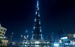 Abu Dhabi und Dubai am 18.02